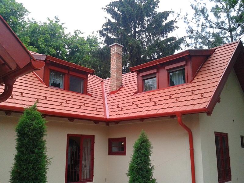 Tetőépítés, tetőfedés, tetőfeljújítás